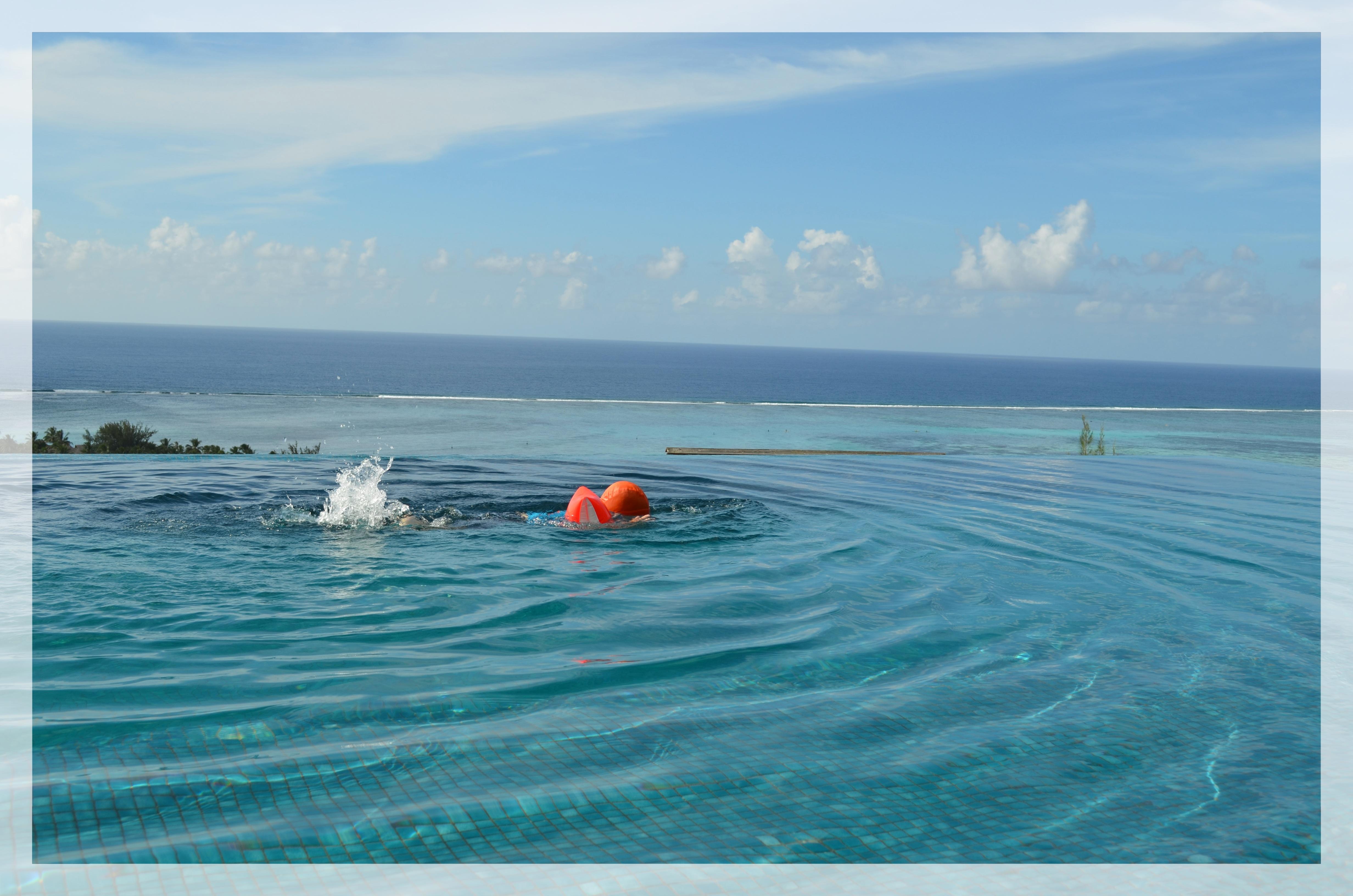 子連れタヒチ旅行記(4)モーレアからタヒチ島へ移動
